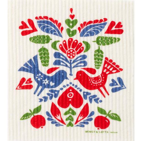 Swedish Dishcloth - Pine Cone (600392)