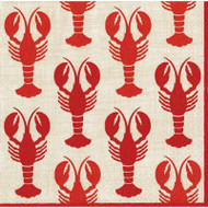 Lobsters Luncheon Napkins (11300L)