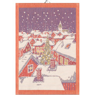 Ekelund Kitchen Towel - Stad (Stad)