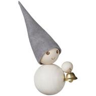 """Tonttu Christmas Frost Elf Magnet - Bell - 3.5"""" (B6828)"""