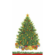 Christmas Tree Guest Towel Napkins (11390G)