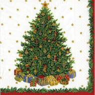 Christmas Tree Paper Luncheon Napkins (11390L)