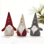 Scandinavian Nordic Gnomes - Set of 3 (8455)
