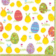 Peep Easter Luncheon Napkins (11730L)