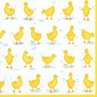 Ducks Luncheon Napkins (12320L)