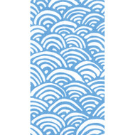 Lulu's Rainbow Blue Guest Towel Napkins (12510G)