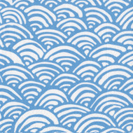 Lulu's Rainbow Blue Luncheon Napkins (12510L)