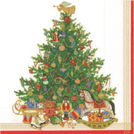 Oh Christmas Tree Luncheon Napkin (12760L)