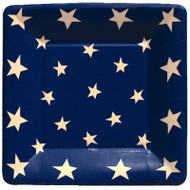 Stars and Stripes Salad/Dessert Plates (7920SP)