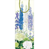 Bottle Bag - Delphinium (8939B4)