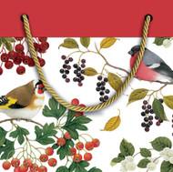 Gift Bag - Winter Birds/Domherre (9544B1)