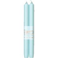 """Caspari Duet Candles - Aqua - 10"""" (CA63.2)"""