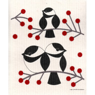 Swedish Dishcloth - Chickadee (218.7)