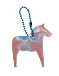 Glimmis Reflector Tag - Dala Horse (550.01)