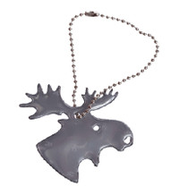 Glimmis Reflector Tag - Moose (550.03)