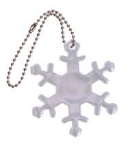 Glimmis Reflector Tag - Snowflake (550.04)