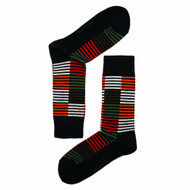 Bengt & Lotta Socks - Men's Bengt - Black - merino wool/cotton blend