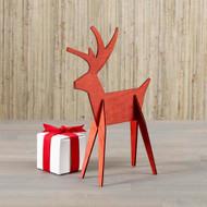 Alpine Reindeer - XSmall - Red (8821702)