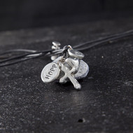 Faith Love Hope Necklace (712-1)
