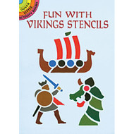 Fun With Vikings Stencils (412857)