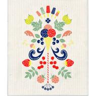 Swedish Dishcloth - Tinas Sommar (70064)