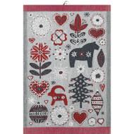 Ekelund Tea/Kitchen Towel - Julnatt (Julnatt)