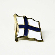 Finland Flag Pin (100FN)
