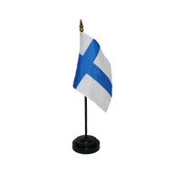 Finland Table Flag (TF-F)