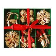 Straw Ornament Set (H1-565)
