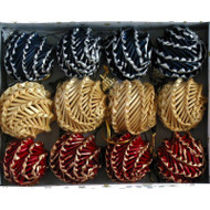 Straw Ball Ornaments (H1-583)