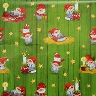 Wrapping Paper - Woody the Elf (15111)