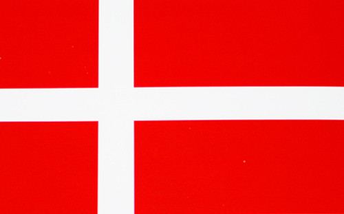 Scandinavianshoppe Com Denmark Flag Decal 546