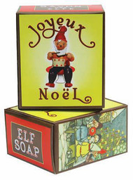 Joyeux Noel Elf Soap (SD543)
