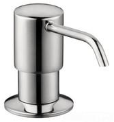 HANSGROHE 04249800 STEEL OPTIK SOAP DISPENSER HANSGROHEINC. 931731 931731