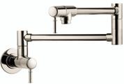 Hansgrohe 04218830 Talis C Wall-mounted Pot Filler PN