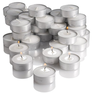 Tealights 3.5 - 4 Hour (1200 Per Case)