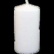 Viz Floral 3x6 Pillar Candle