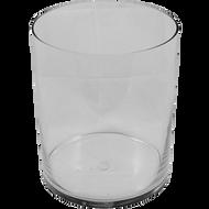Glass Cylinder 10x14