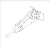 HYDRAULIC BREAKER,150 LB-FT 29514-110