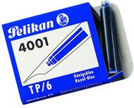 Pelikan (Mont Blanc International size) Green Fountain Pen Cartridge