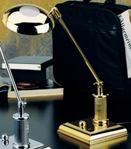 El Casco Halogen Desk Lamp