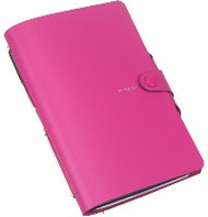 Ciak Mood Notebook - Pink (15cm X 21cm) with Pen