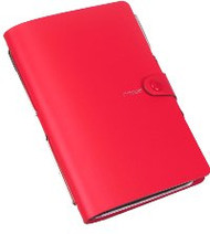 Ciak Mood Notebook - Red (15cm X 21cm) with Pen