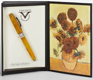 Visconti Van Gogh Sunflowers Fountain Pen