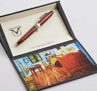 Visconti Van Gogh Room in Arles Fountain Pen