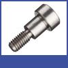 Socket Shoulder Screw Fastener Reference Icon