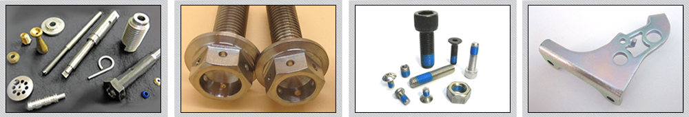 Custom and Modified Parts from AFT Fasteners