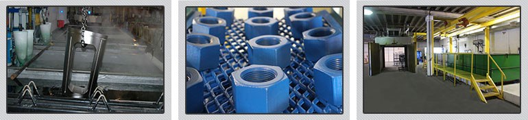 AFT offers 17 high quality plating and coating processes.
