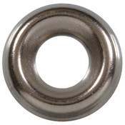 #12 Countersunk Finishing Washer Nickel Plated  (100/Pkg.)