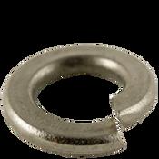#4 Split Lock Washers 18-8 A2 Stainless Steel (10,000/Bulk Pkg.)